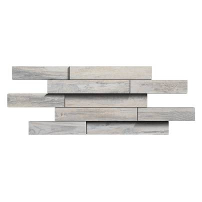 Мозаика Spanish Wood Muretto-3D 28х78.5 непол. SP 00