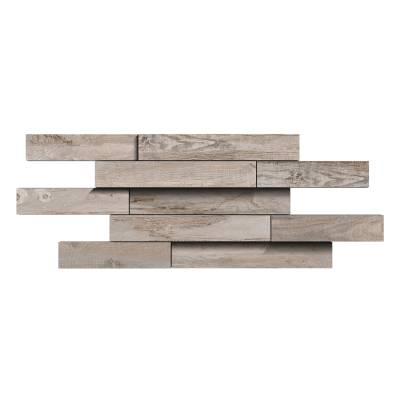 Мозаика Spanish Wood Muretto-3D 28х78.5 непол. SP 01