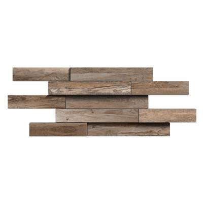 Мозаика Spanish Wood Muretto-3D 28x78.5 непол. SP 02