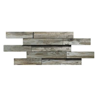 Мозаика Spanish Wood Muretto-3D 28x78.5 непол. SP 03