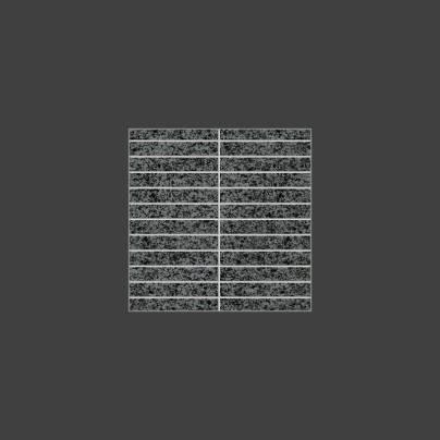 Мозаика Гранит Черно-голубой