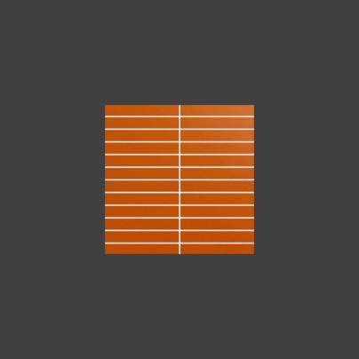 Мозаика Ультра 1 Оранж