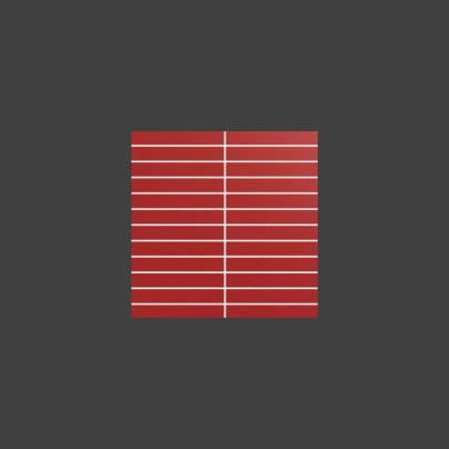 Мозаика Ультра 1 Красный