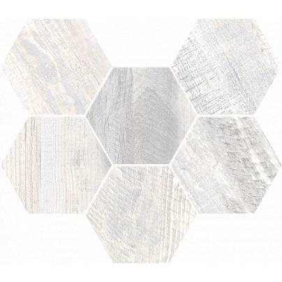 Мозаика Spanish Wood Hexagon 25x28.5 неполиров. SP 00