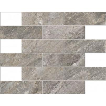 Мозаика Mixstone Bricks 38x30 непол. MS 01