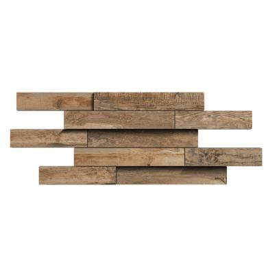 Мозаика Spanish Wood Muretto-3D 28x78.5 непол. SP 04