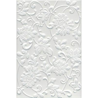 8216 цветы белый для стен