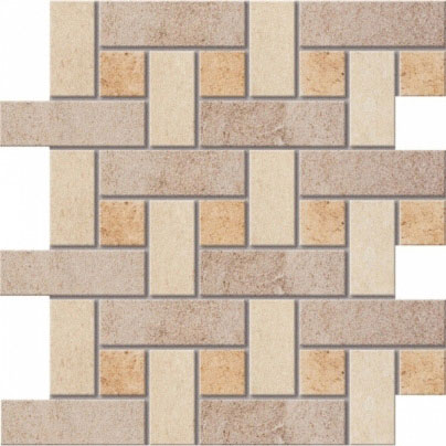 Мозаика Bolero Mosaico Borromini неполир. 30х30 см BL 01, BL 03, BL 04