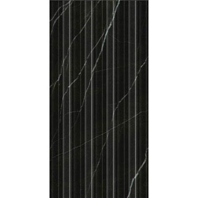 Модерн Черный рельеф для стен