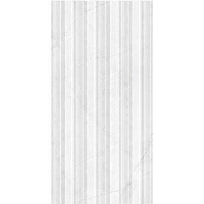 Модерн Белый (рельеф) для стен