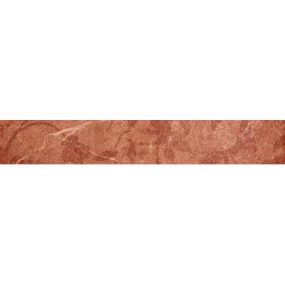 Бордюр Sicilia Rosso Fascia Foglie