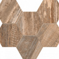 Мозаика Spanishwood Hexagon 25х28,6 см SP 02